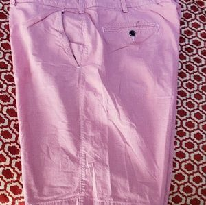 J. Crew Mens shorts are size 38